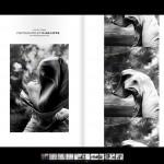 Art Nude Photography Tear sheets of Flickering I Roam…
